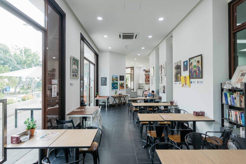 16 tea house