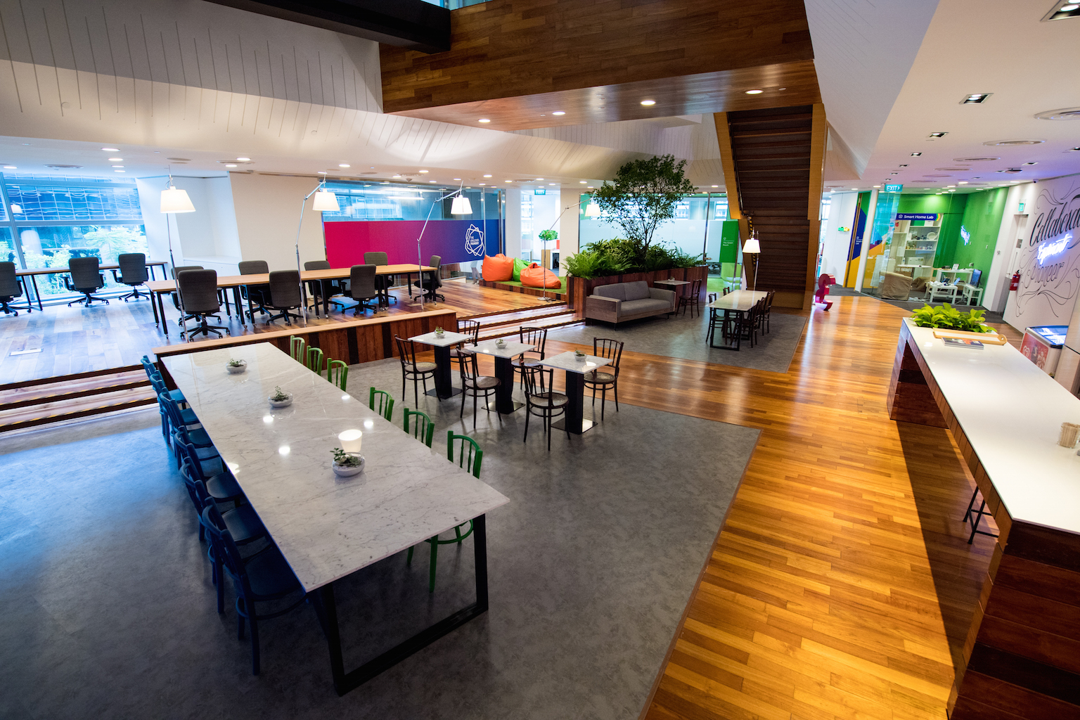level3 singapore top coworking space