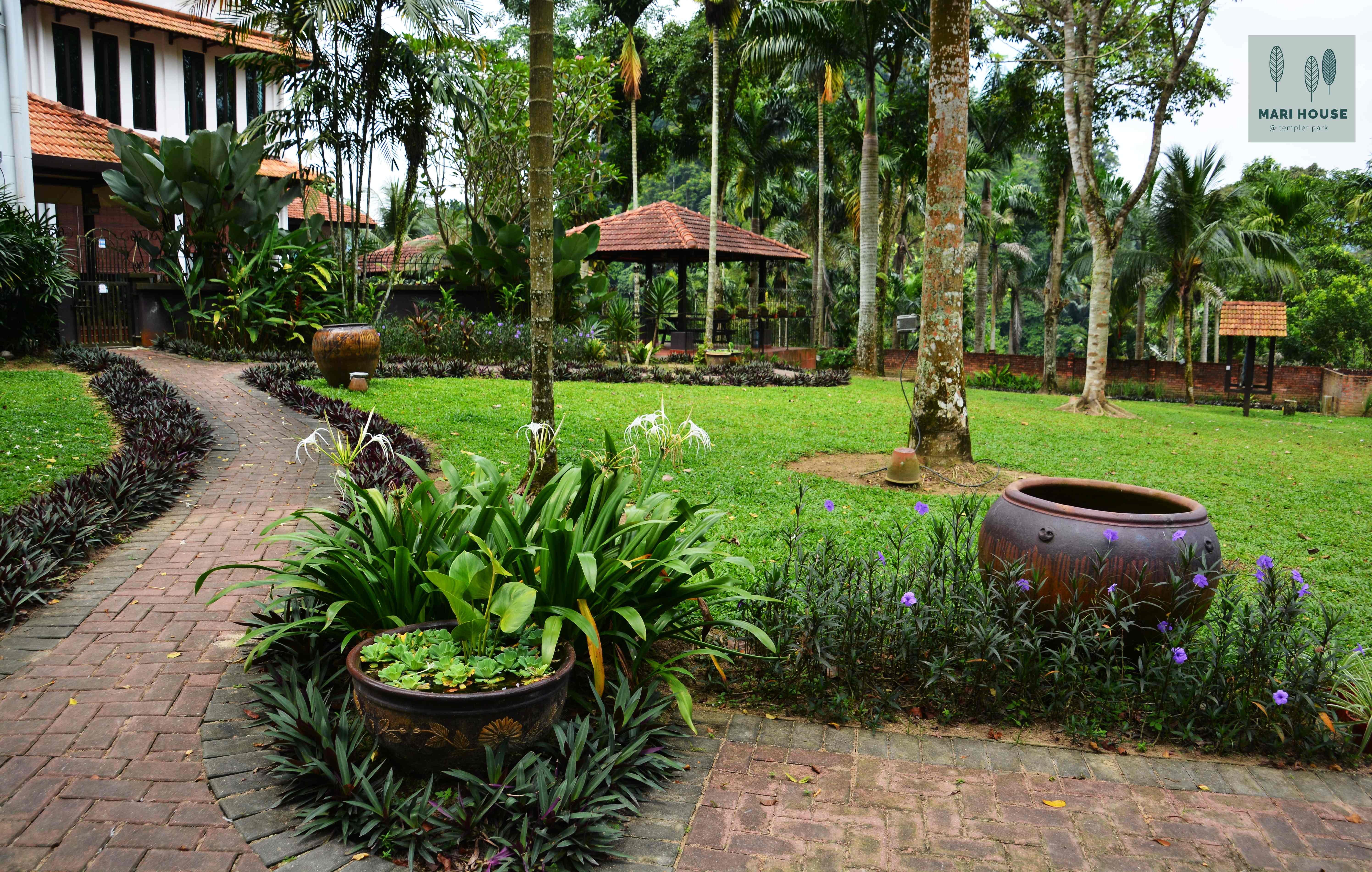 Mari House in Rawang, Kuala Lumpur