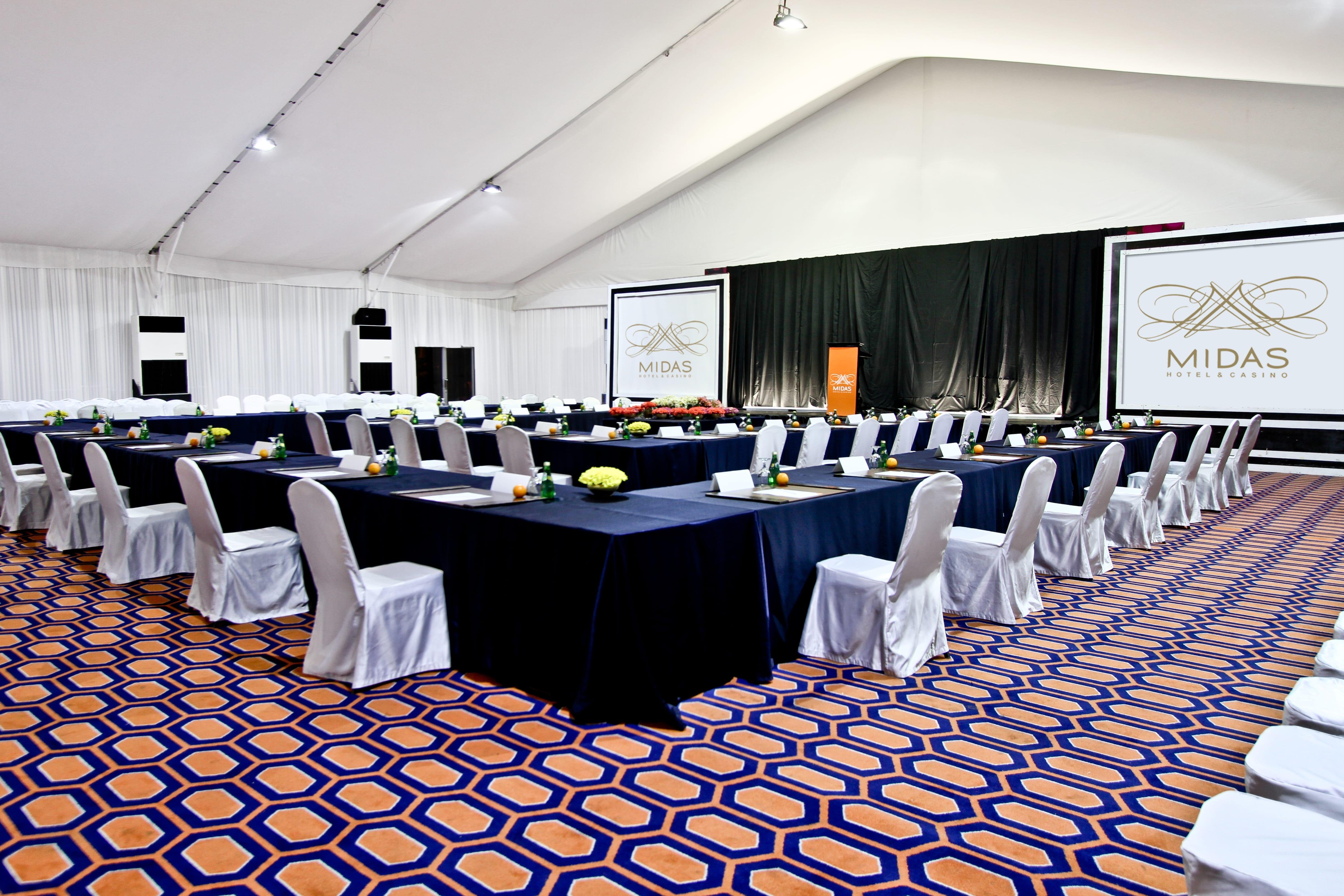 midas event venue