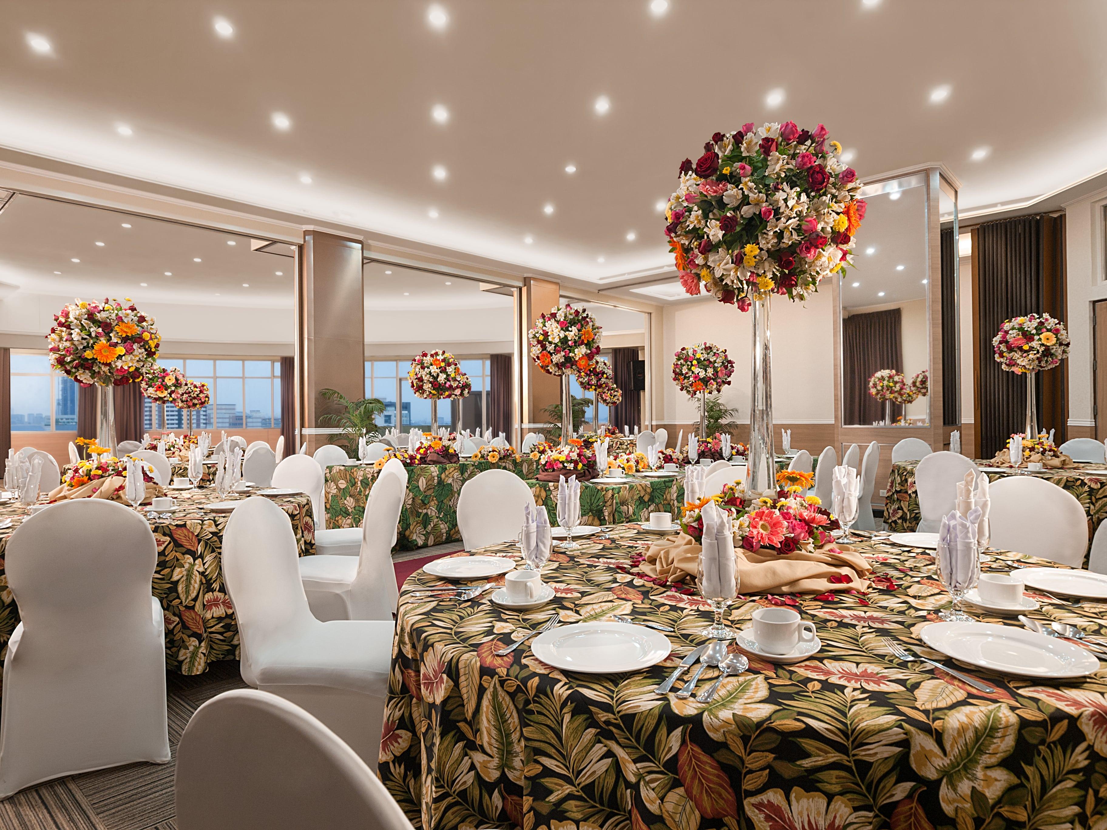 hotel kimberly event venue manila city