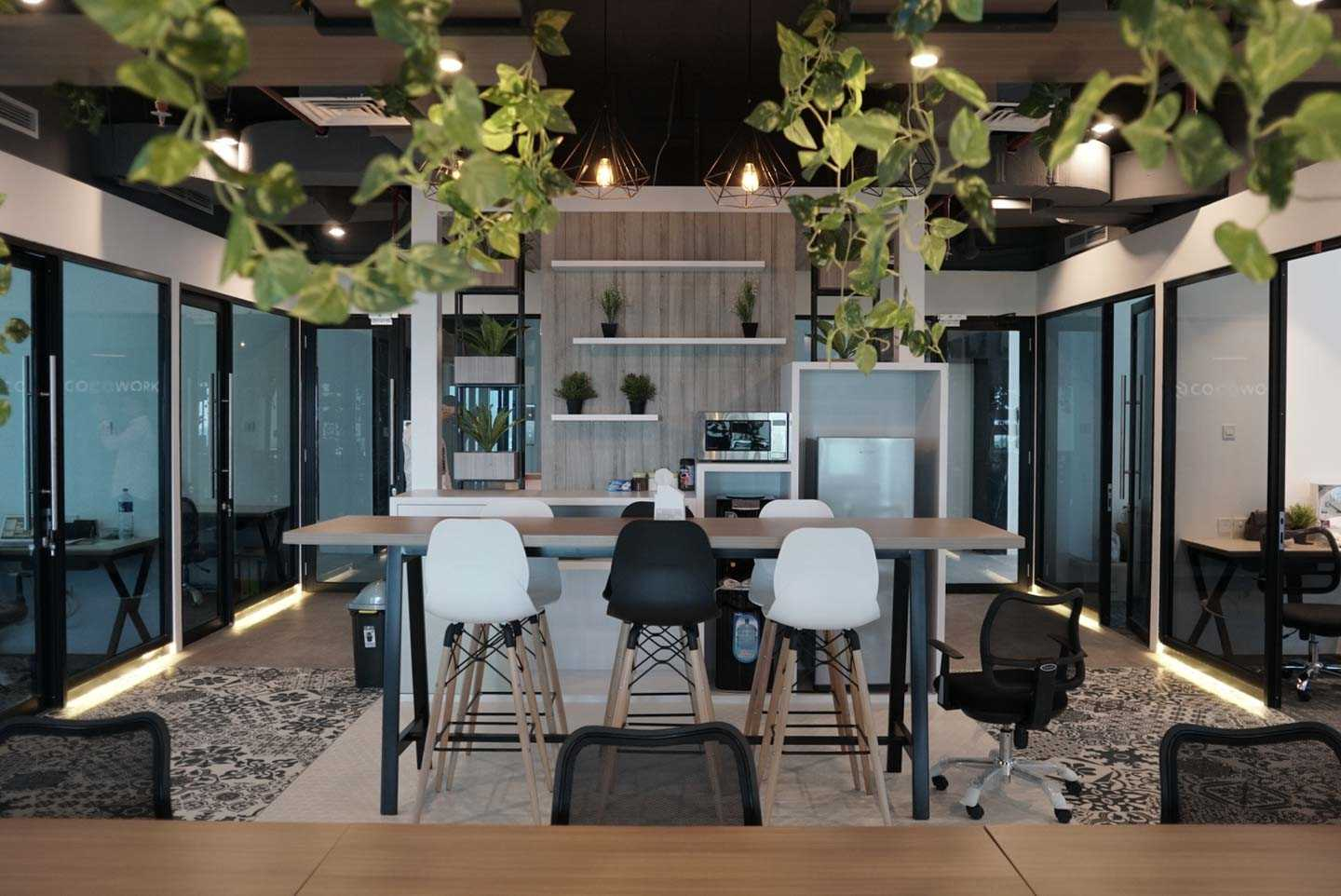 Cohive BTPN 5 Office Space jakarta
