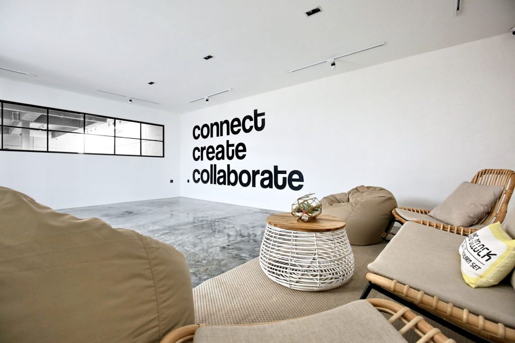 Concrete event space