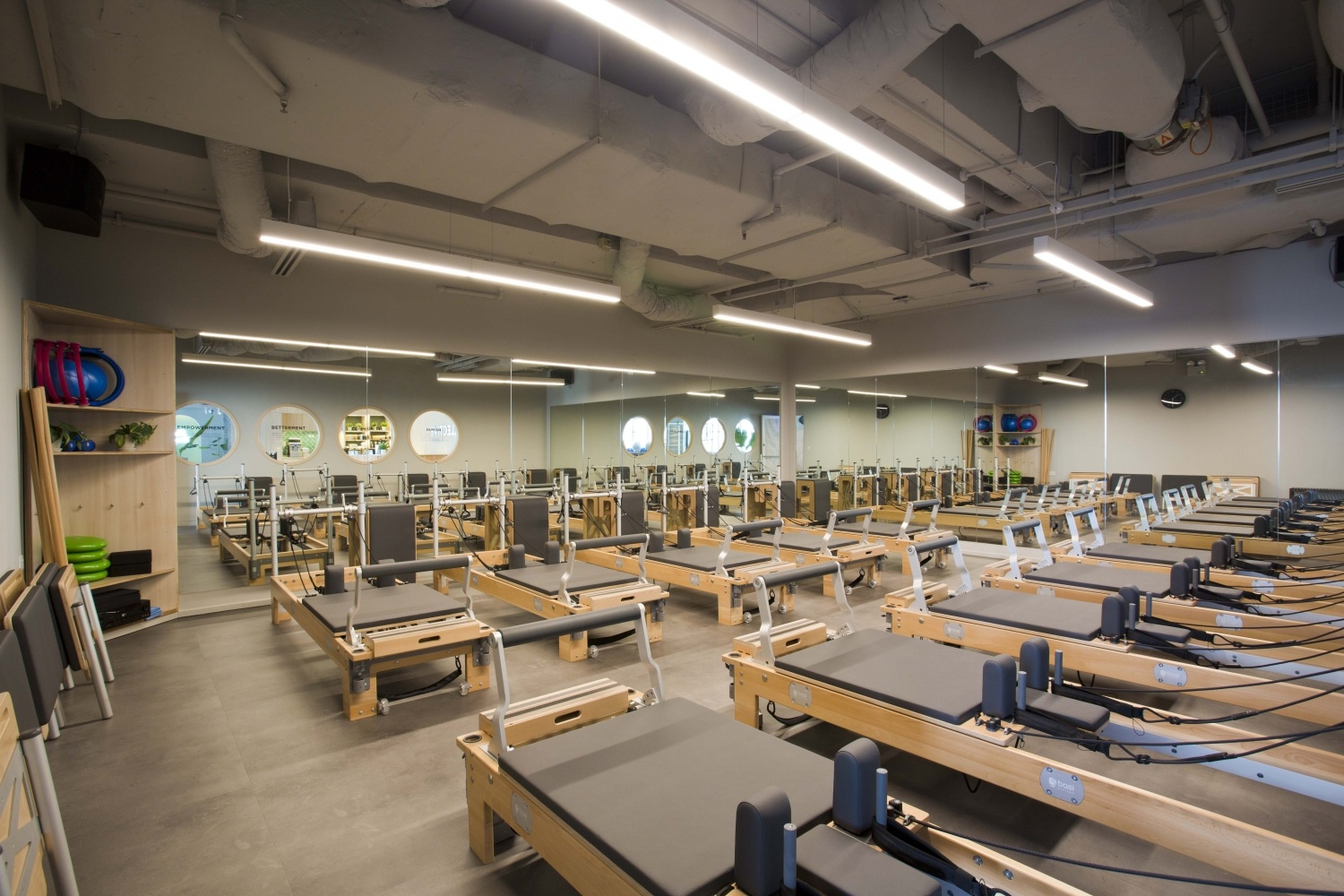 Core collective fitness center