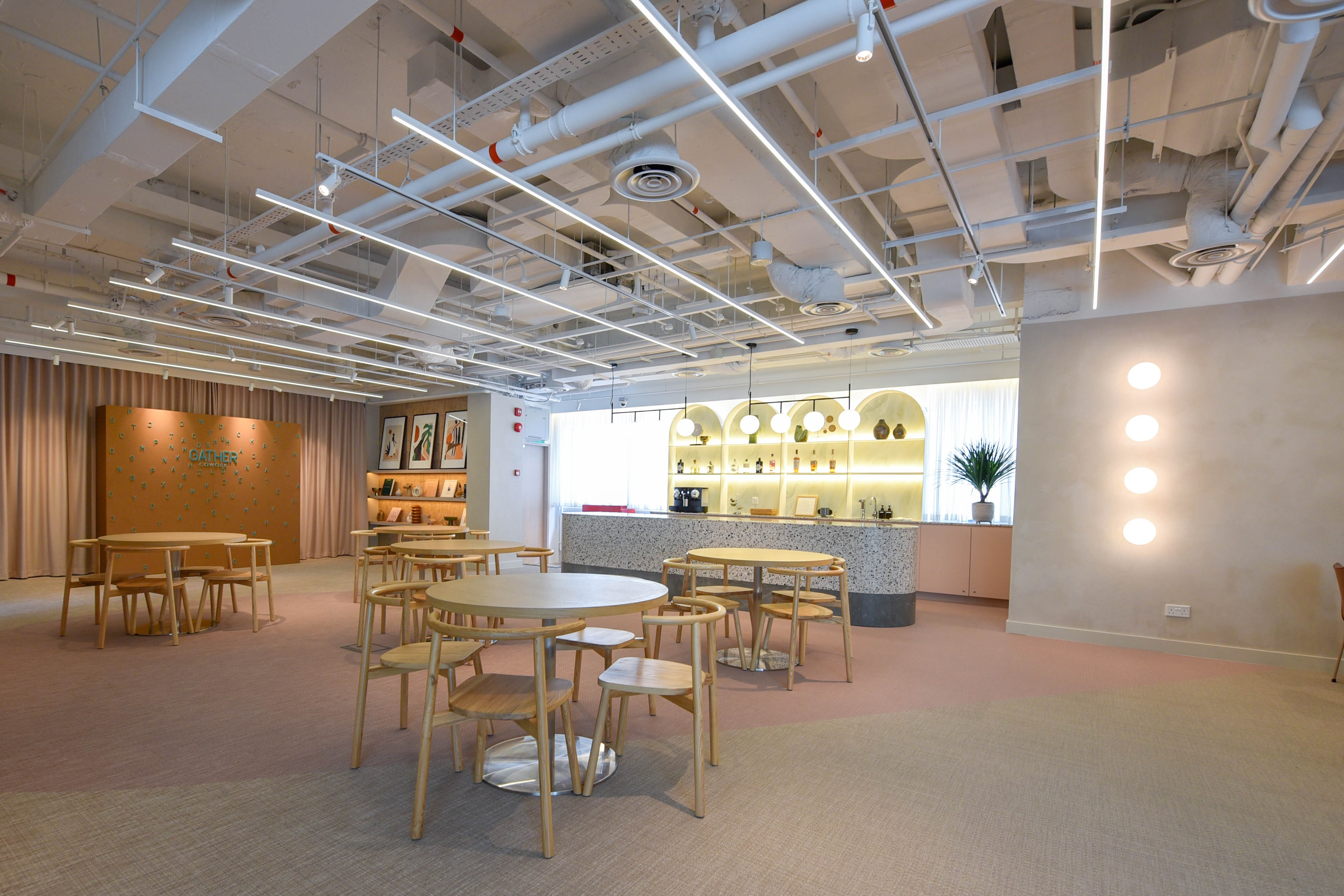 gather cowork space singapore