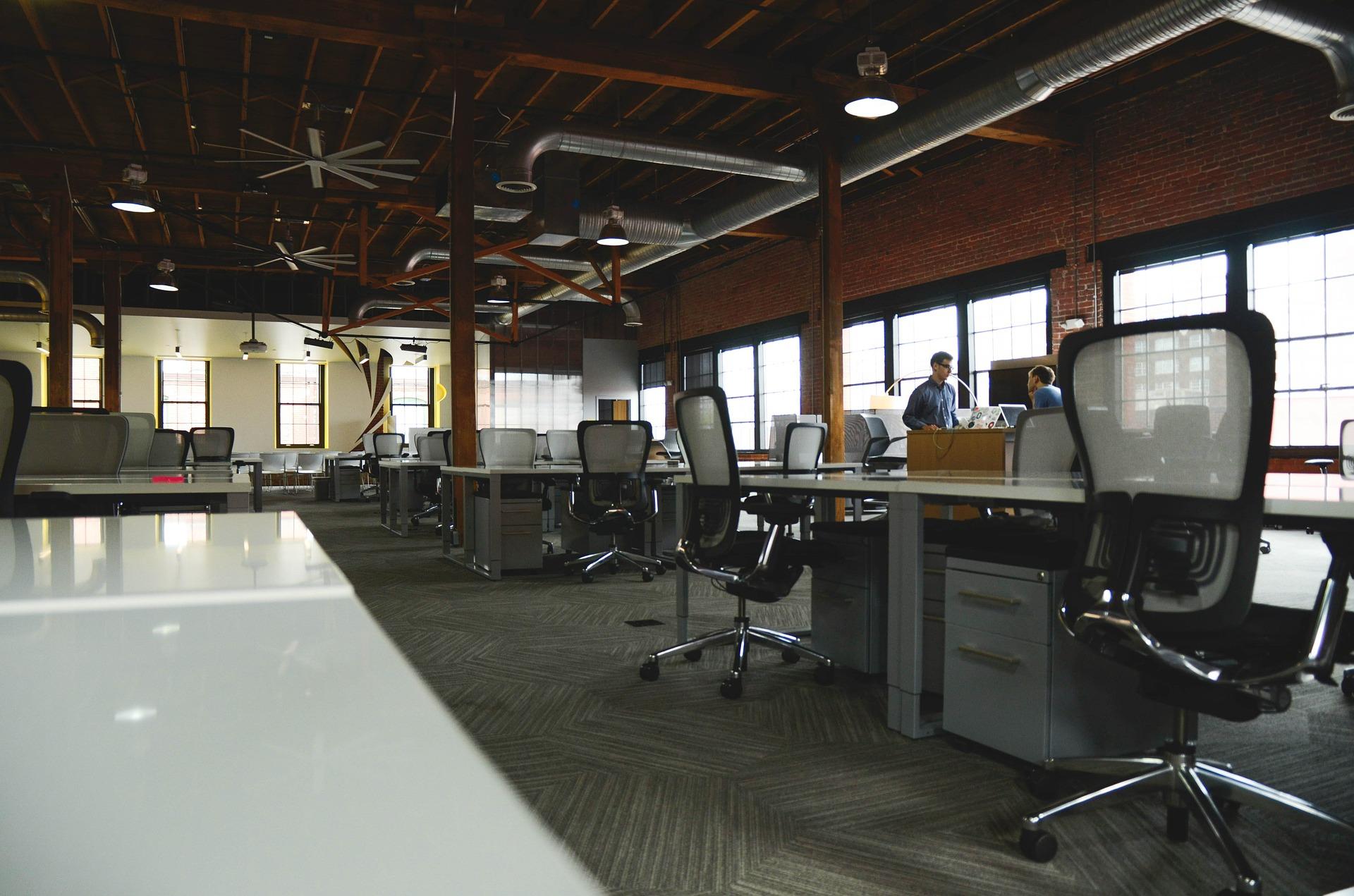 Ergonomic Chairs and Desks