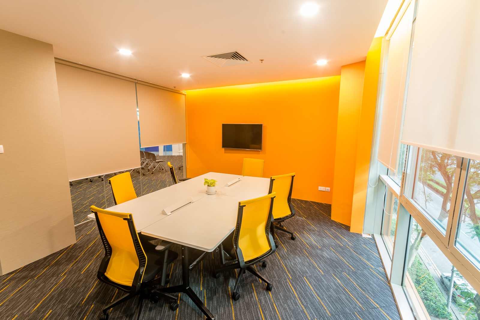 Workcentral Meeting Room Singapore