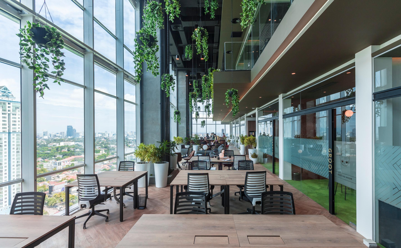 Greenhouse cowork jakarta coworking space