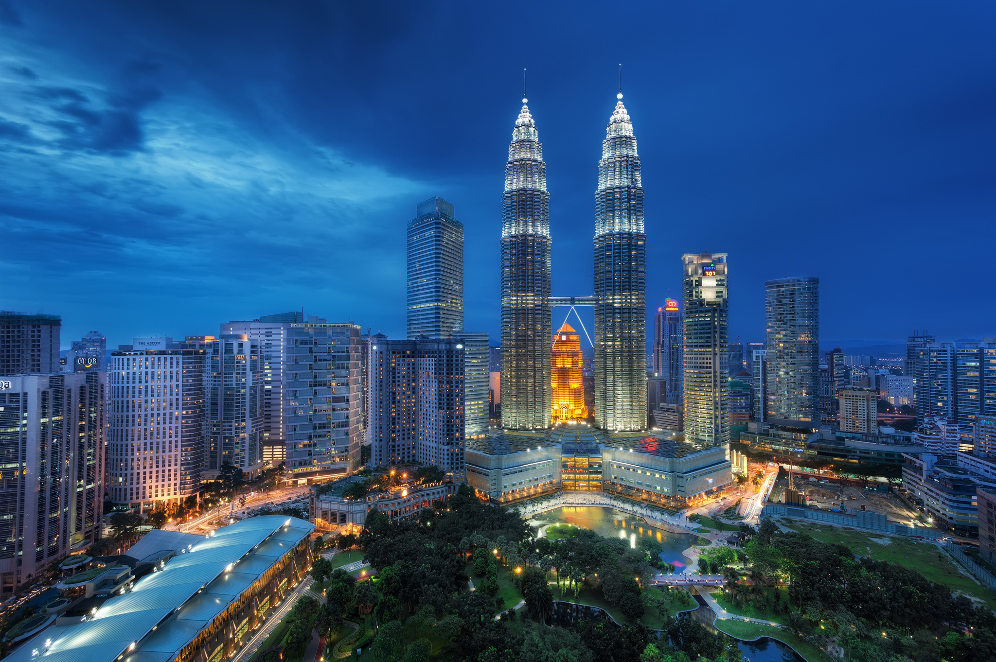 kl fastest growing city