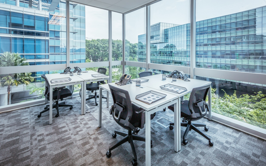 Regus office for rent Singapore