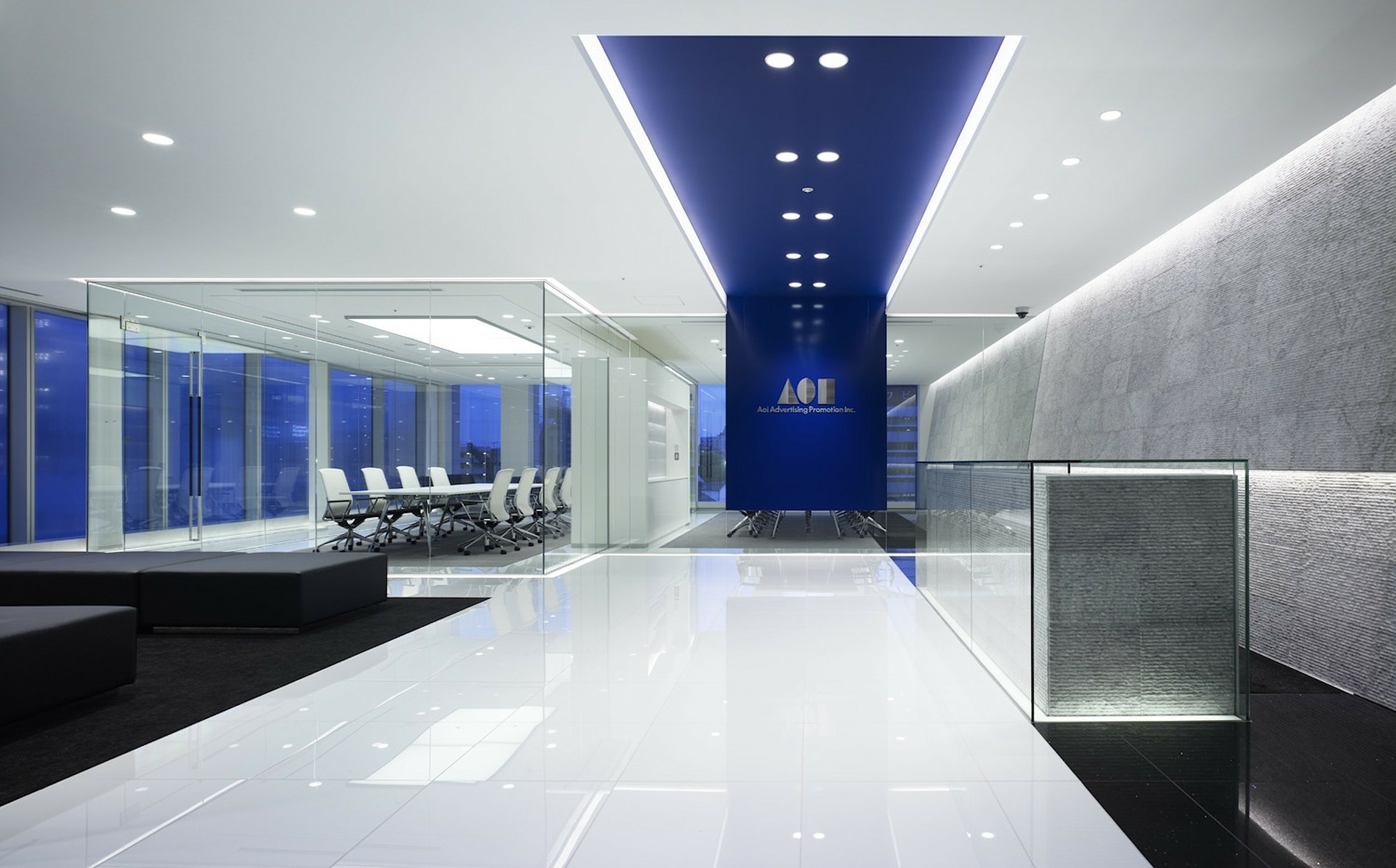 Transparancy Office Design