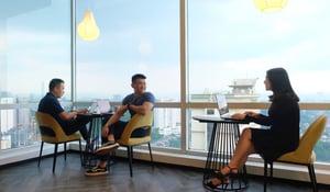 WSPACE Kuala Lumpur coworking space