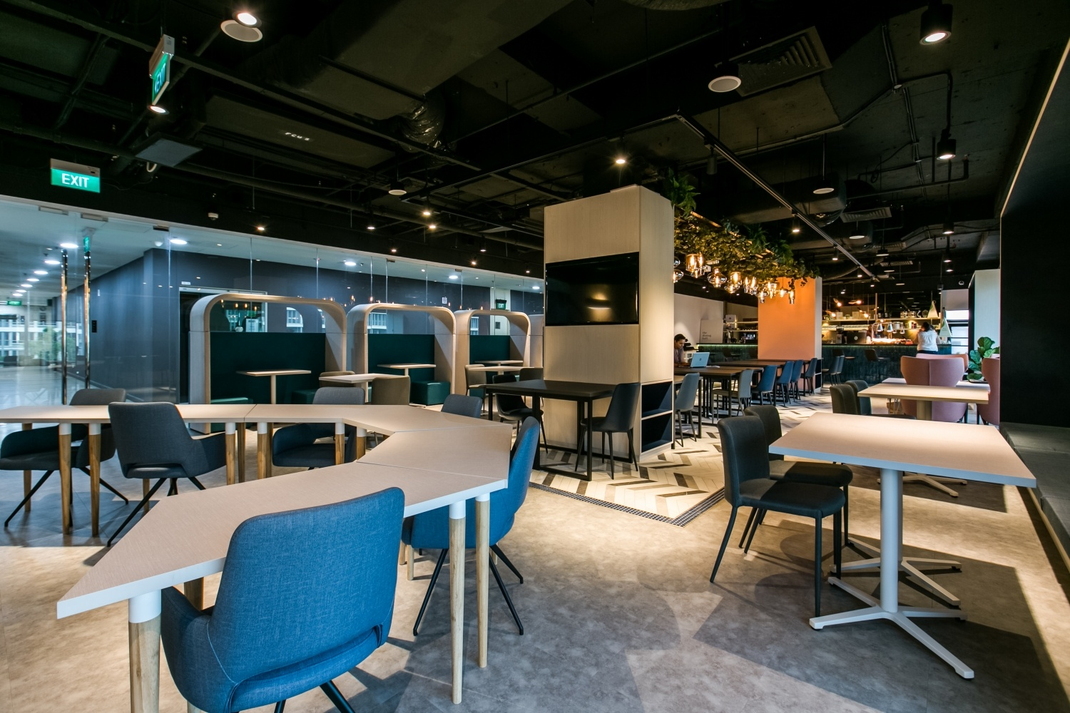 Workcentral singapore coworking space