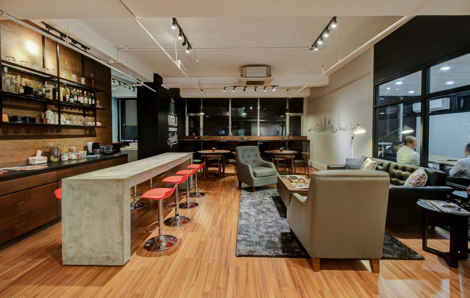 acceler8 event space