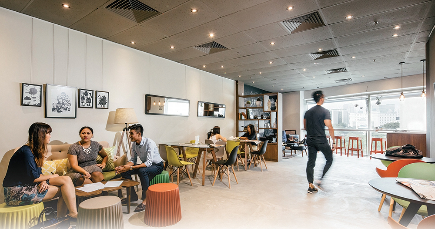 workcentral singapore top coworking space