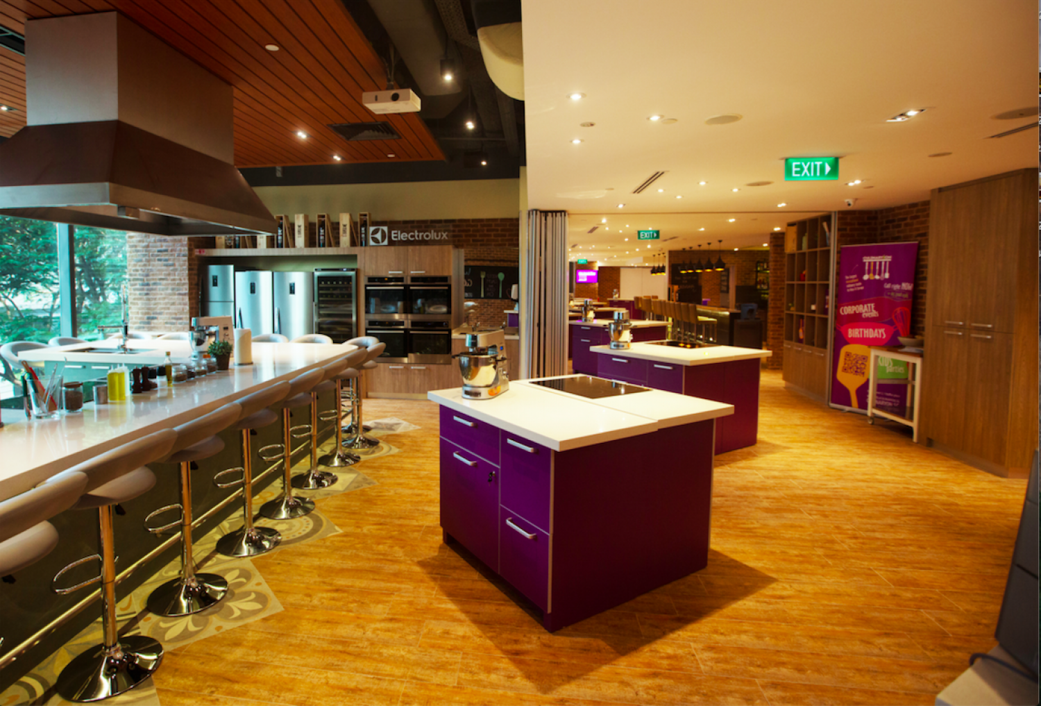 kitchen event venue in singapore