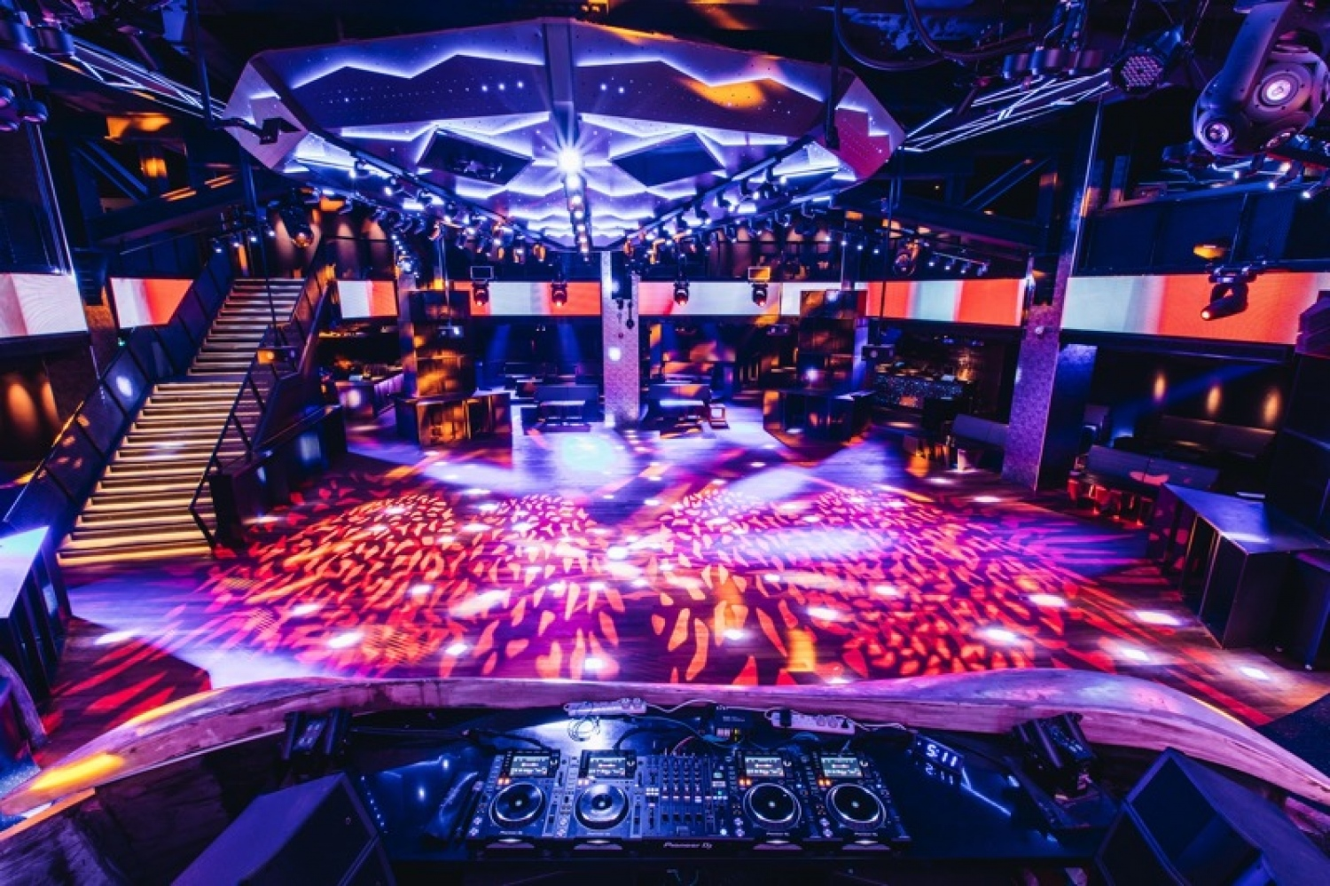 club unique event venue in singapore