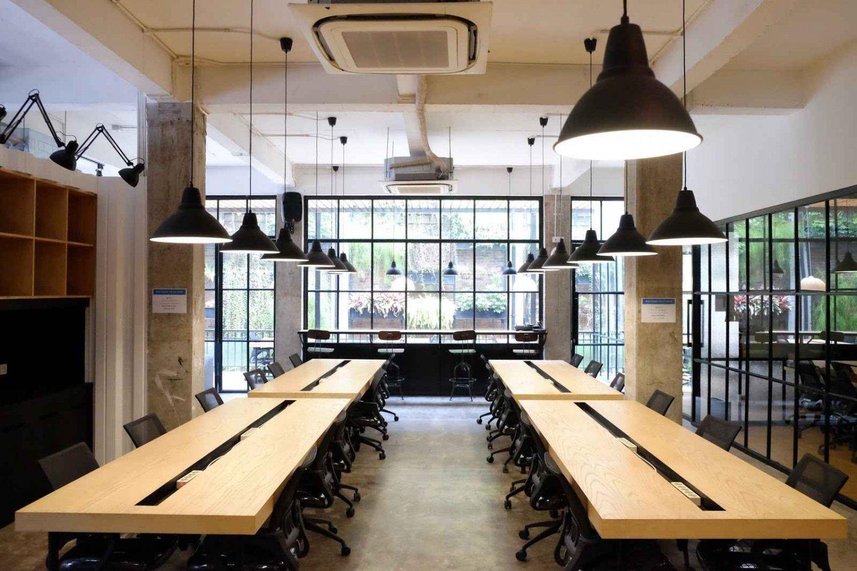 cohive flexible workspace jakarta