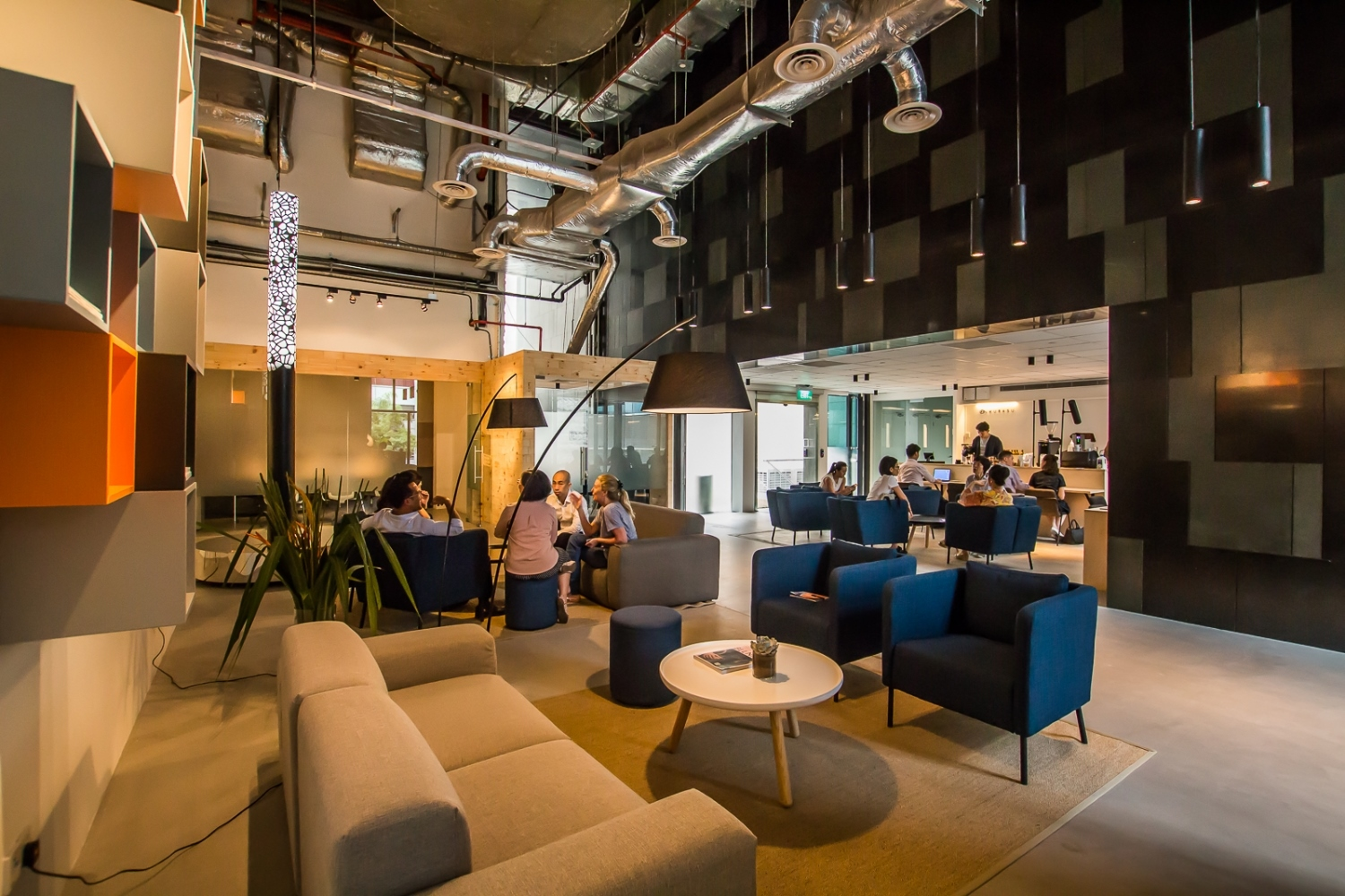 the company singapore top coworking space
