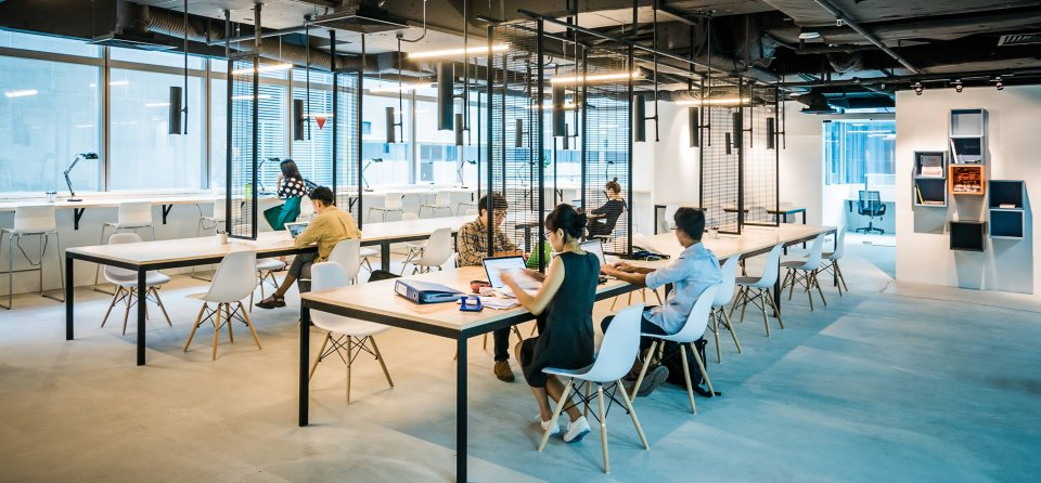 the company coworking singapore