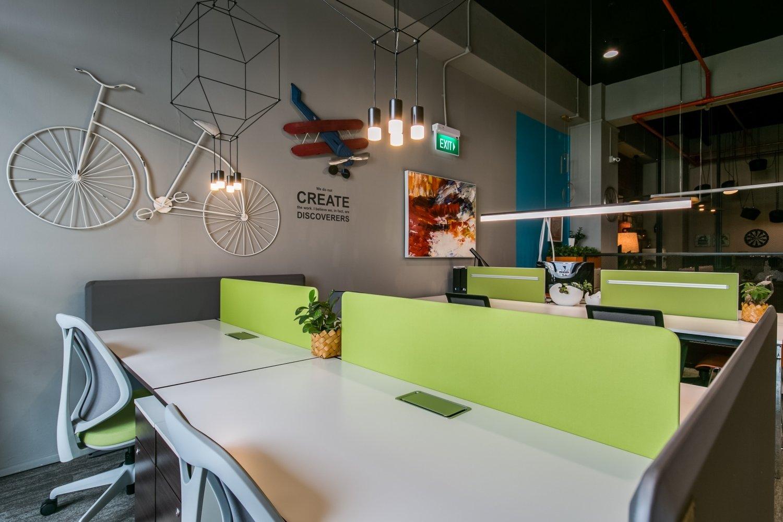 dott international coworking singapore