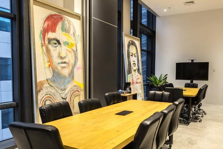 ignition venture studio meeting room