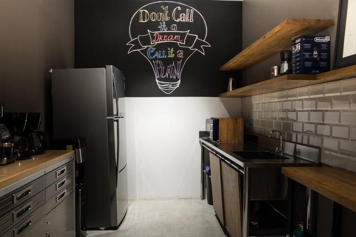 igniton venture studio pantry
