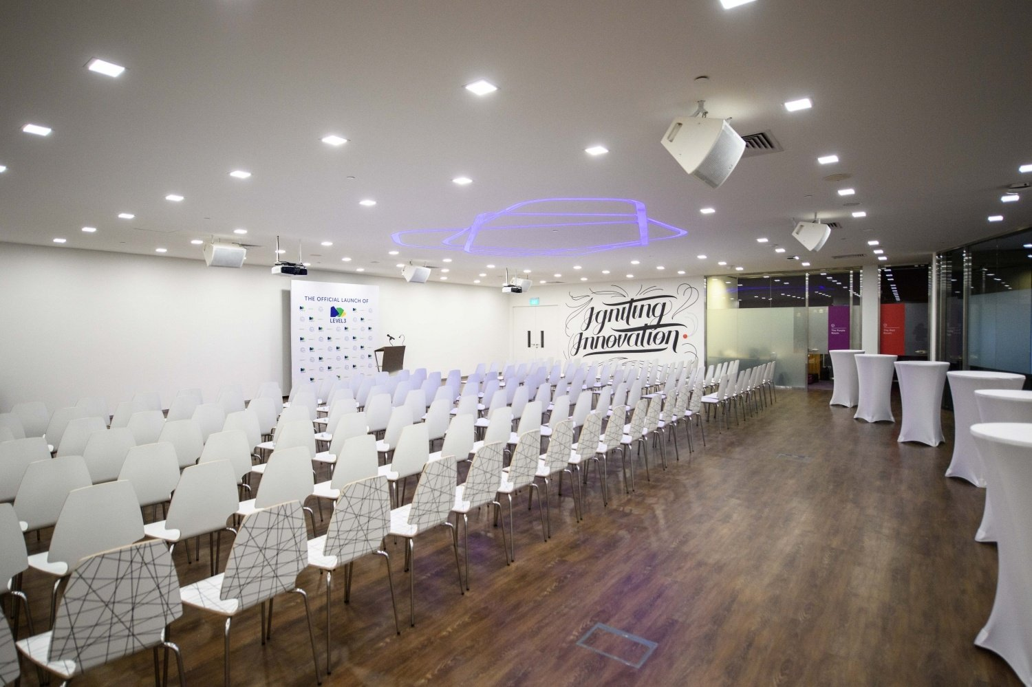 level3 event space