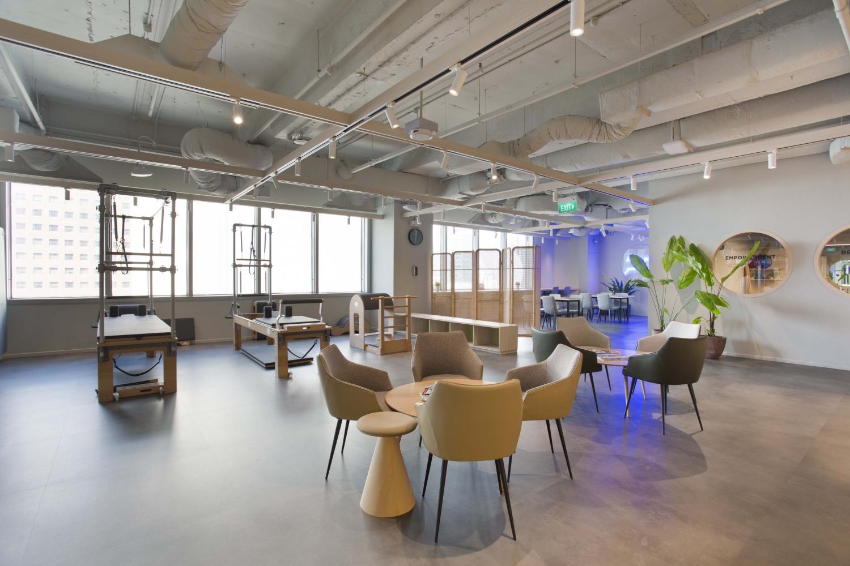 niche coworking spaces core collective