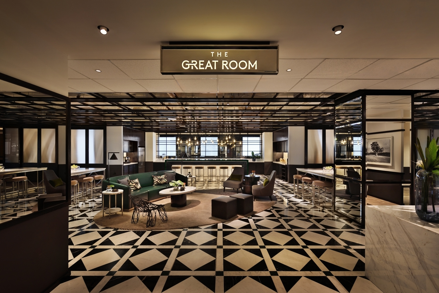 niche coworking spaces in singapore the great room