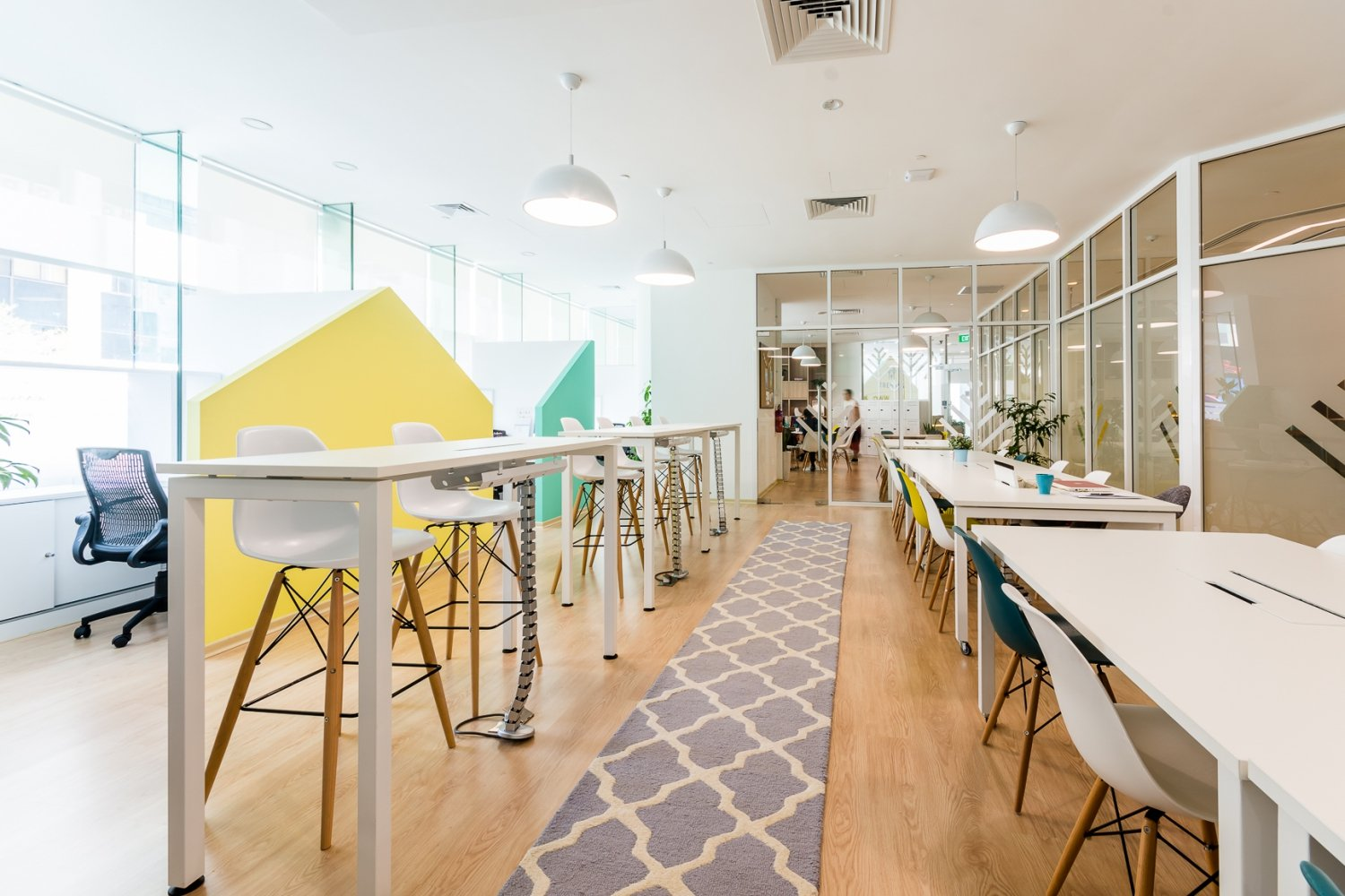 niche coworking spaces singapore trehaus