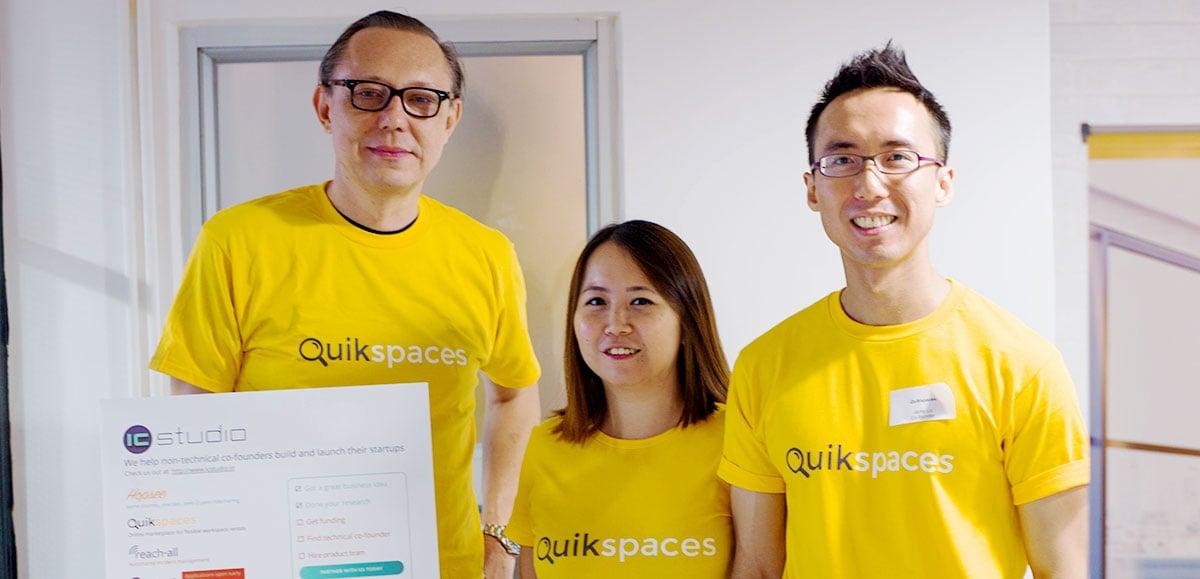 quikspaces team