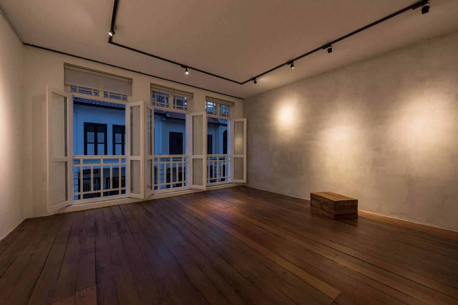 raw space networking venue singapore