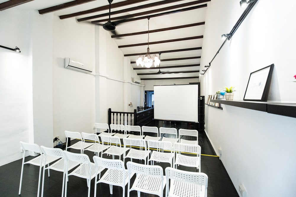 selfstrology event space