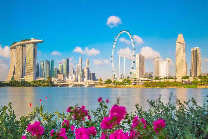 singapore natural beauty