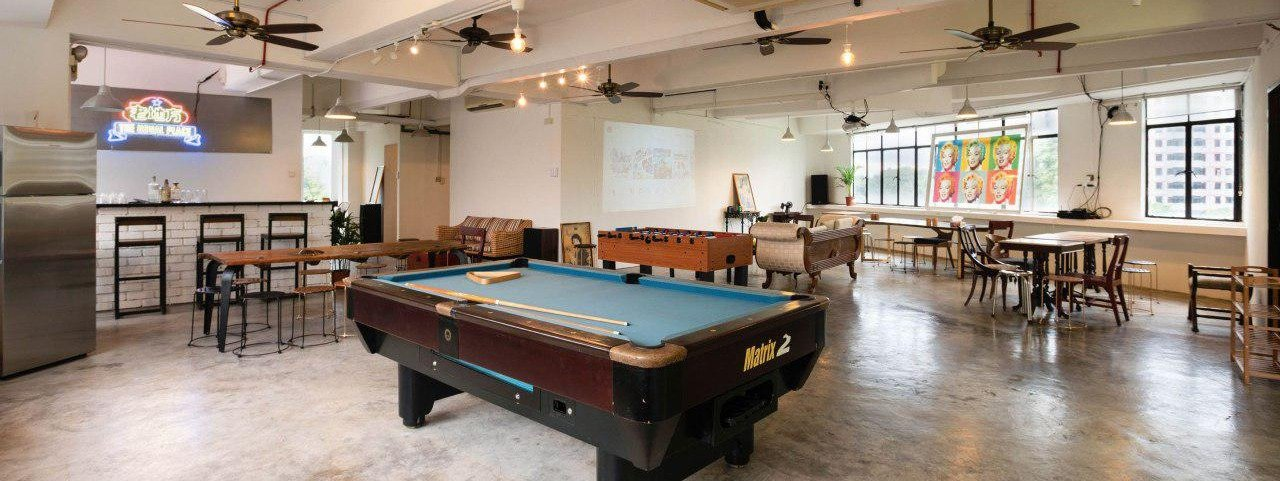 the usual place singapore event venue for rent