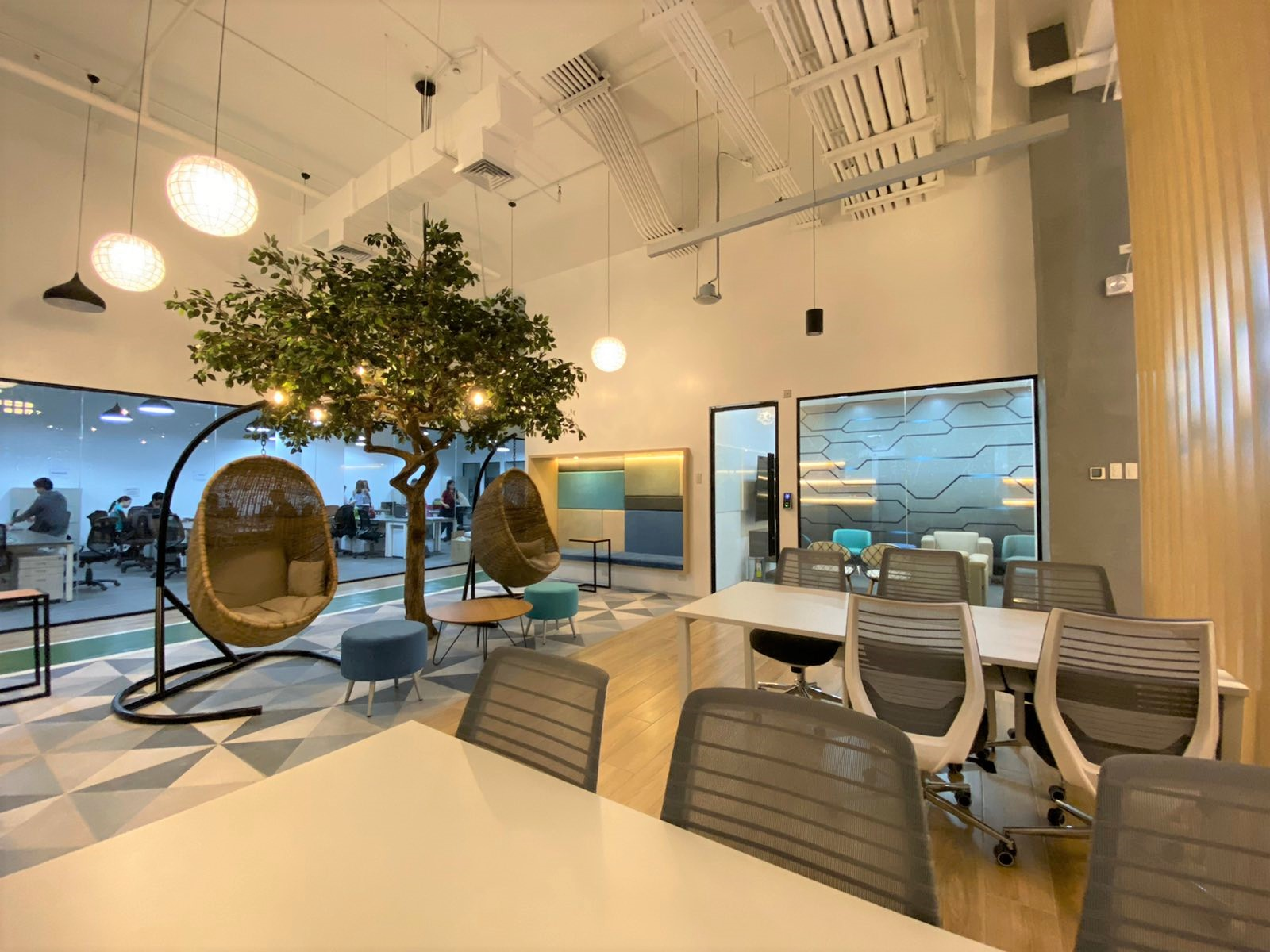 work.able coworking space manila
