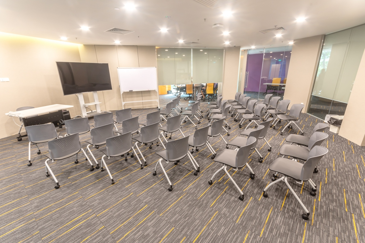workcentral training room