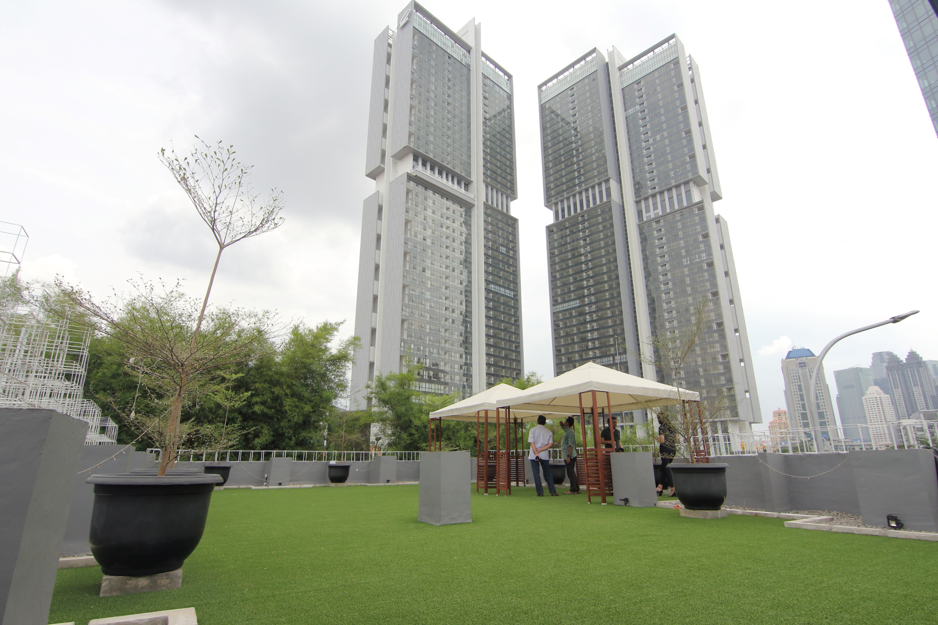 EV Hive Kuningan Jakarta