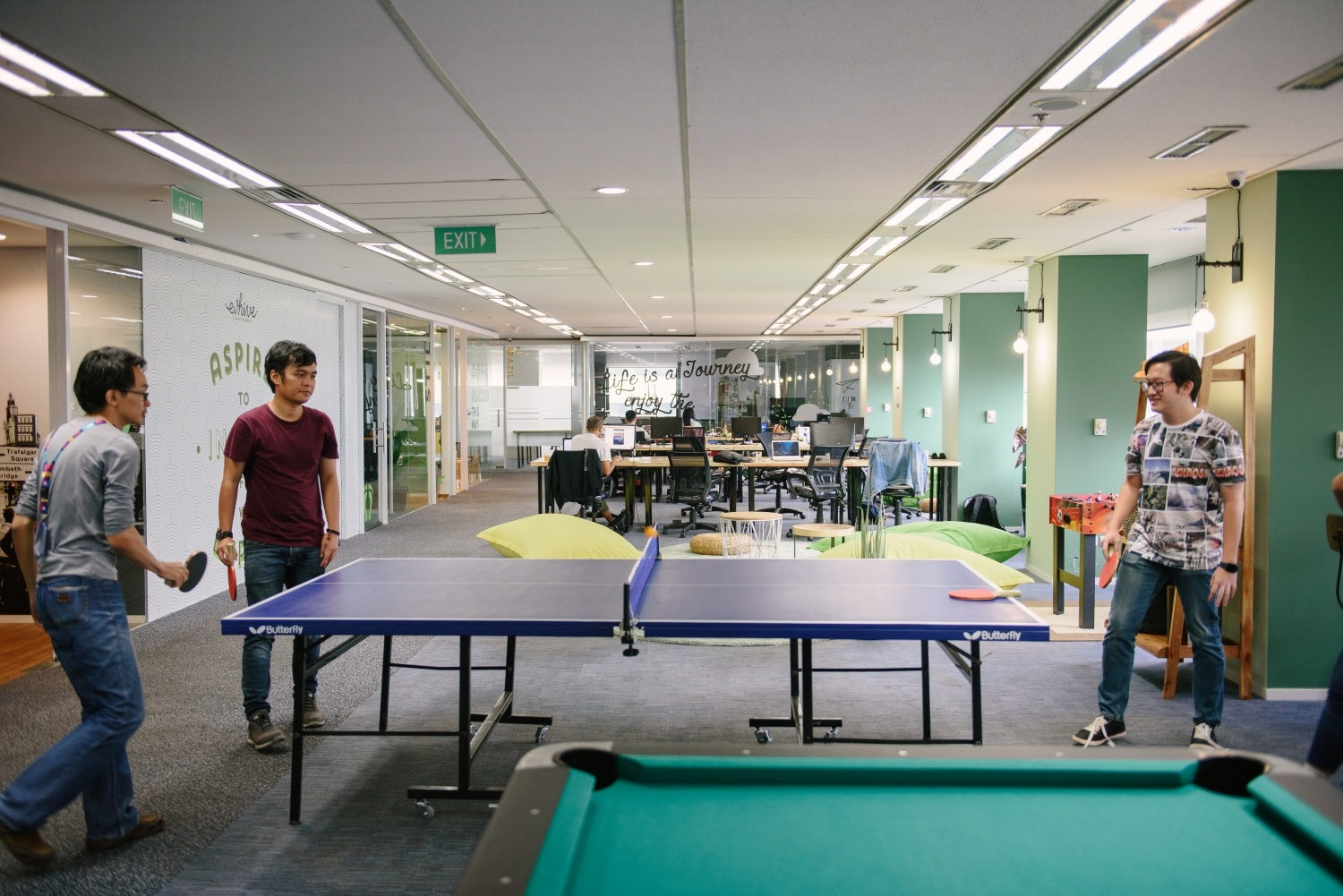 Cocowork IFC1 Coworking