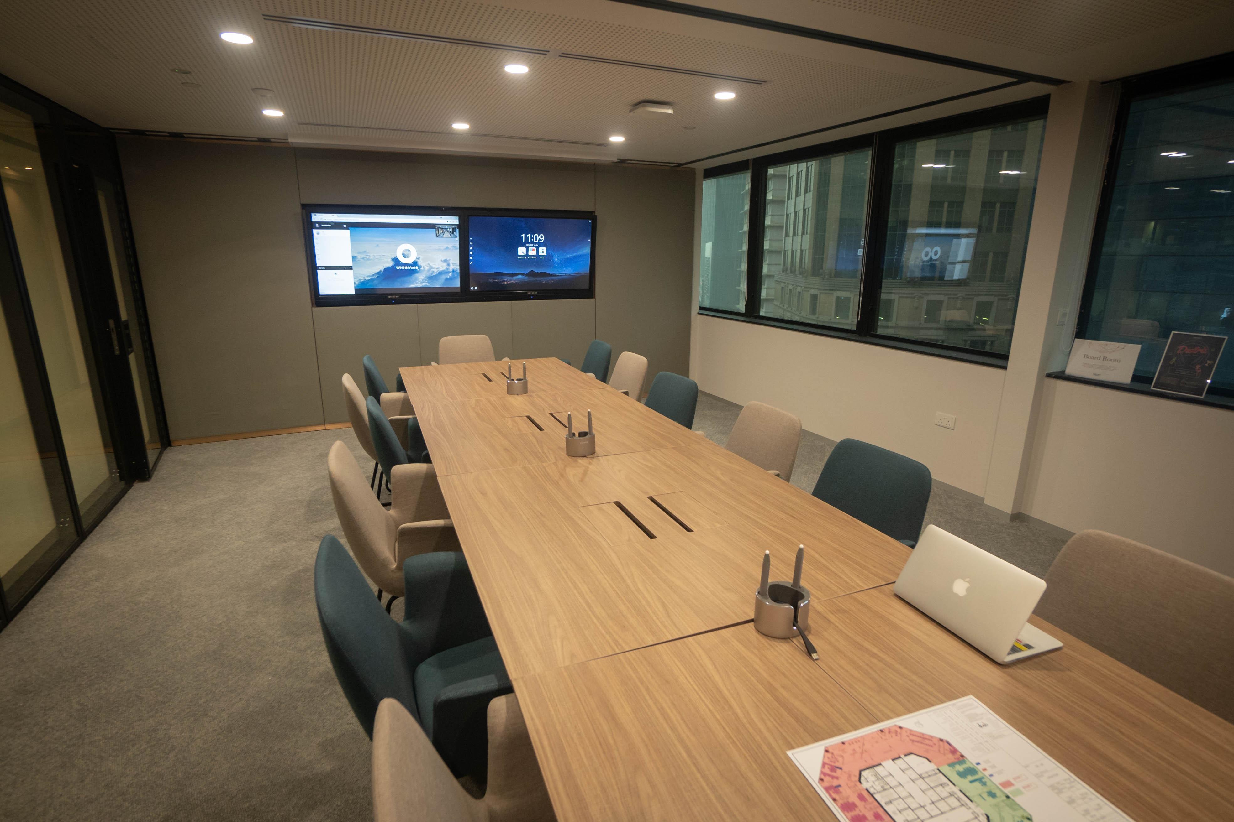 Distrii Singapore Meeting Room