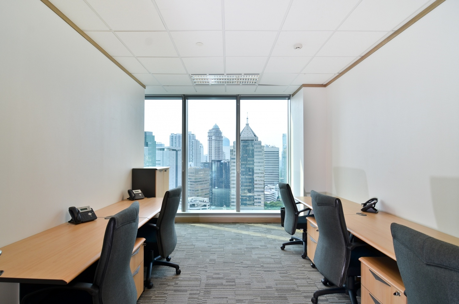Fortice WTC Private Office