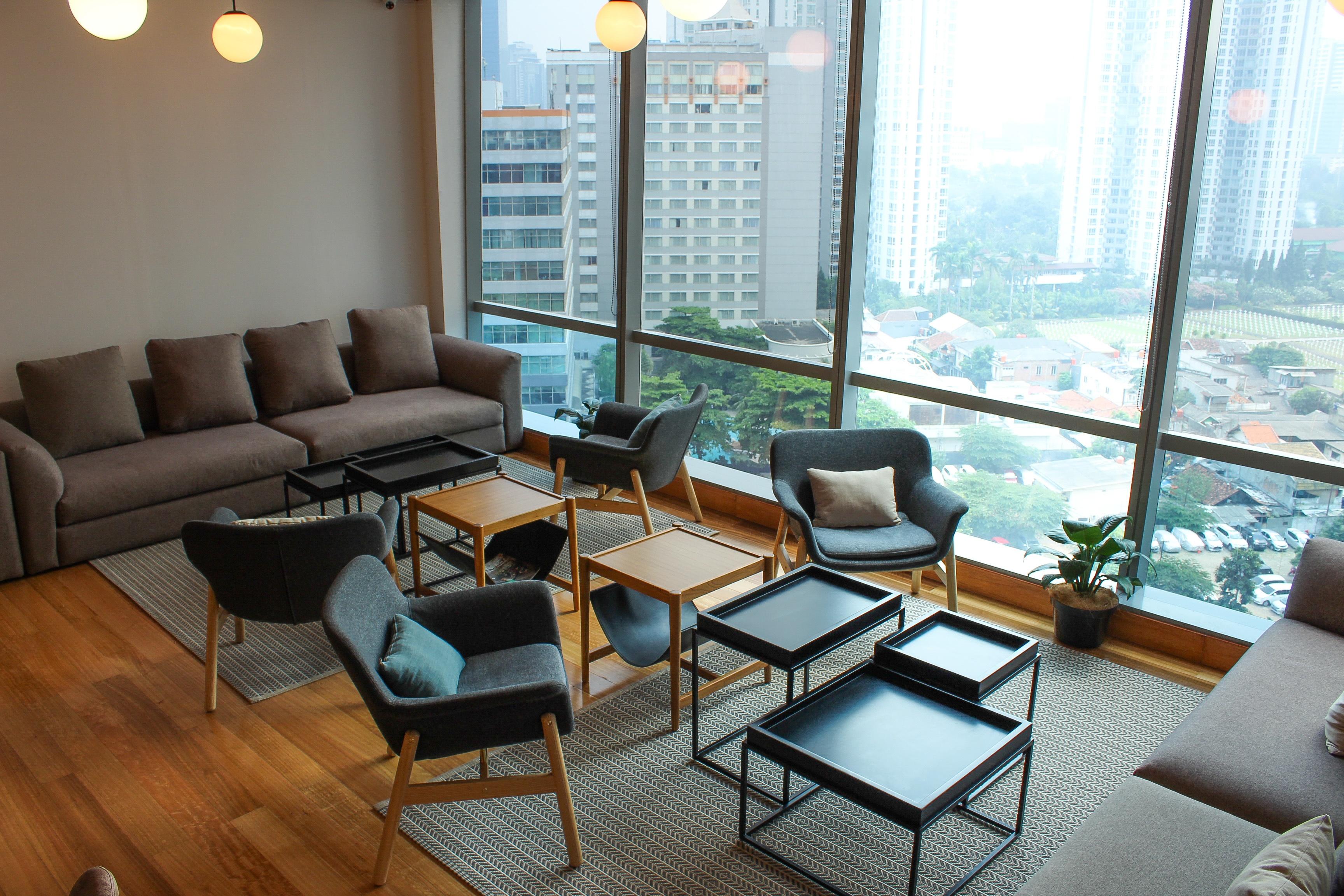 Werkspace kokas Jakarta