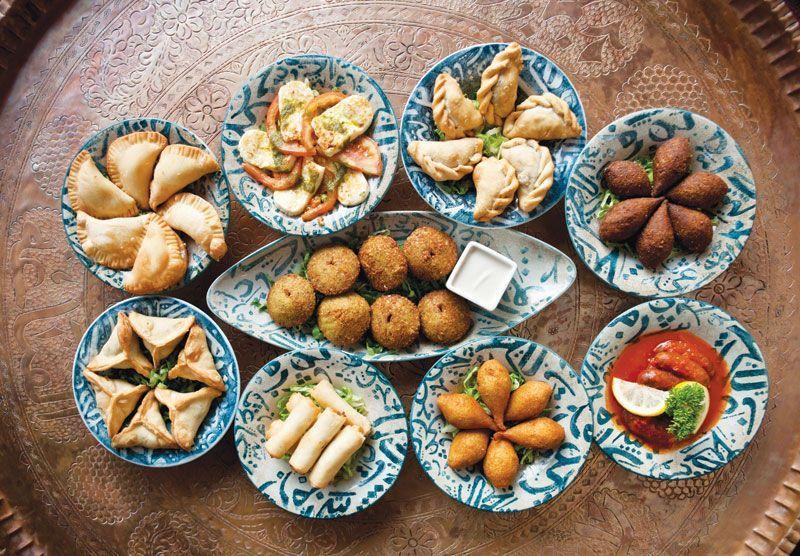 Iftar dish