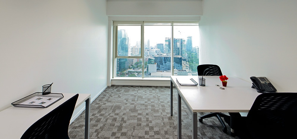 Regus H Tower Private Office jakarta