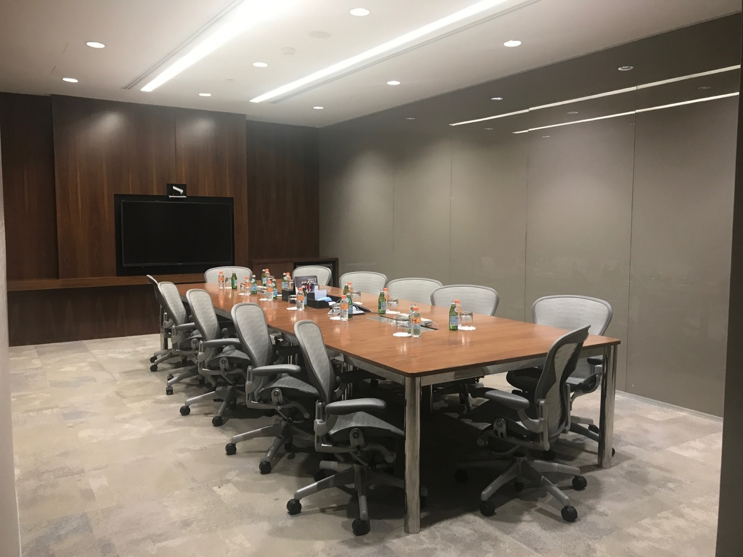 TEC Meeting ROom
