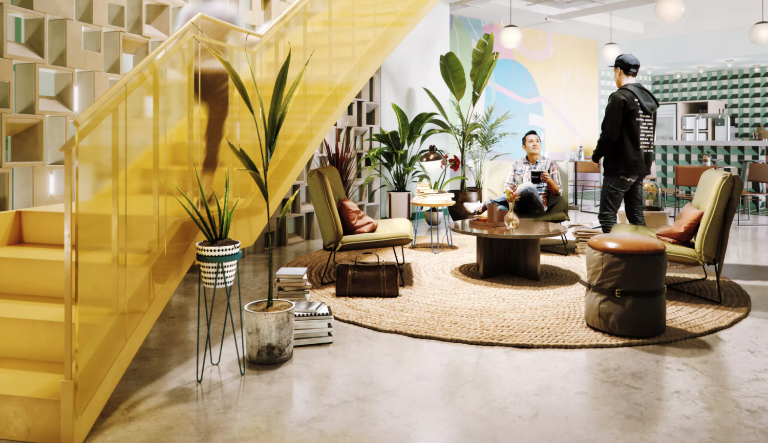 WeWork Coworking Beach Road Singapore