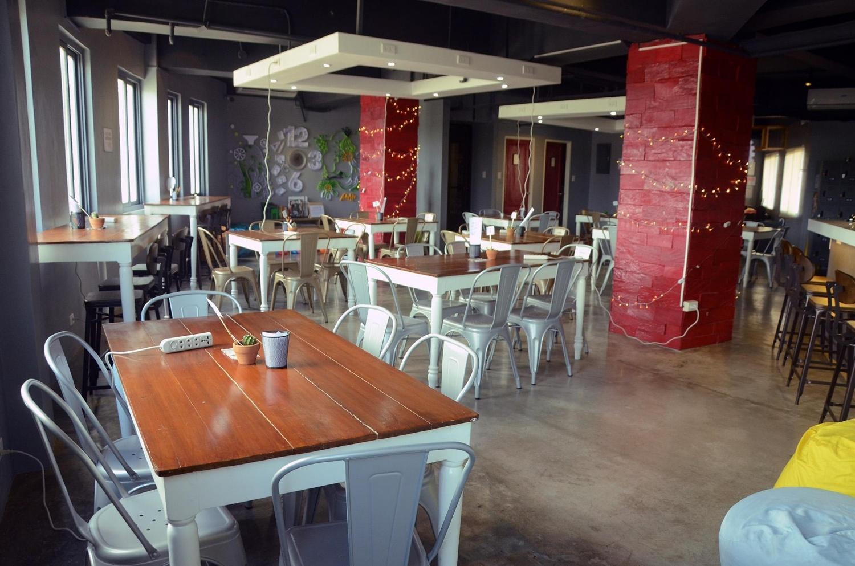 diligence cafe katipunan coworking